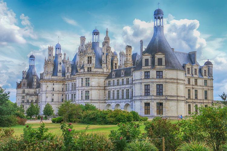 Régions - Loire Valley - Châteaux de Chambord - Christelle Prieur